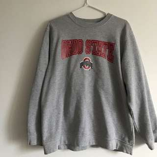 Ohio State Oversized Sweater