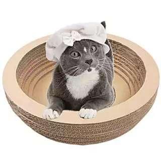 «Guts豆»miss pet 貓咪瓦楞紙貓抓板貓窩紙板