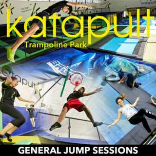 Katapult Trampoline Park Tickets