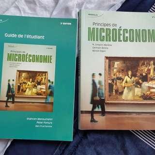 Principes De Microéconomie Et Guide D'étudiant, 2e Édition