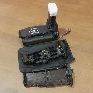 Canon EOS 60D Battery Grip BG-E9