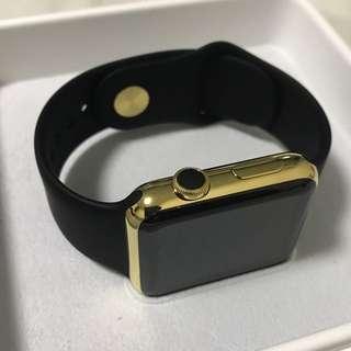 鍍金服務 18K Apple Watch.蘋果手錶 iWatch