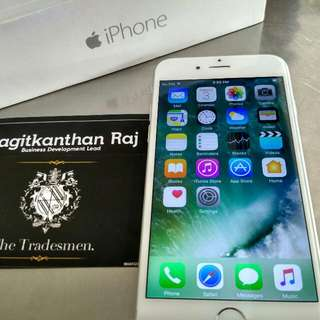 iPhone 6 (Silver, 64GB)
