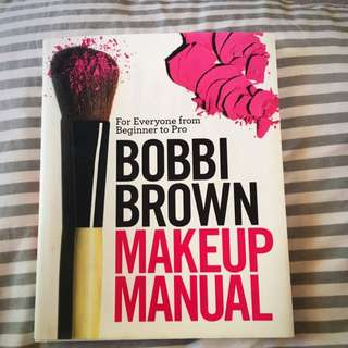 Bobby Brown Makeup Manual