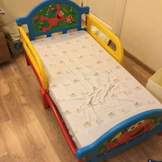 Kid Children Bed (SOLD)