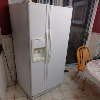Whirlpool 22 cu. ft. Fridge