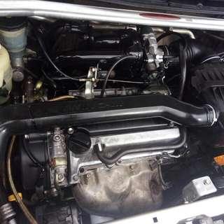 Engine Kelisa