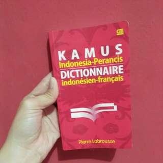 Kamus Indonesia - Perancis