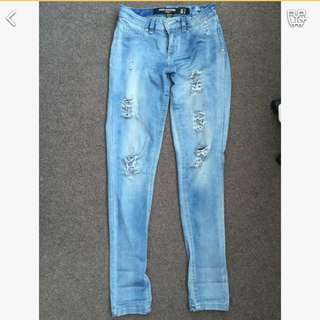 Factorie Ripped Jeans