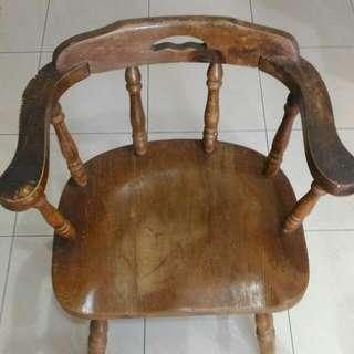 古早味木椅