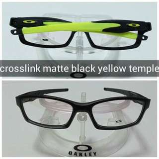 oakley crosslink eyeglass