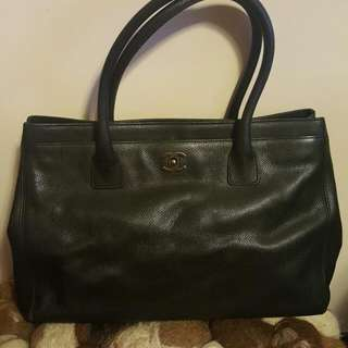 Chanel Leather Bag