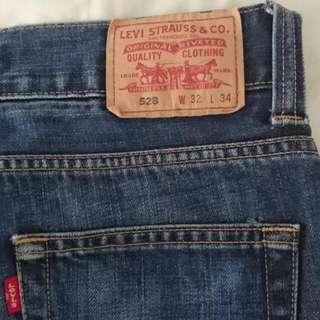 Levi's Jeans 528 (Loose)