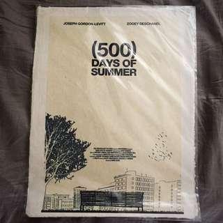 500 Days Of Summer Movie Poster