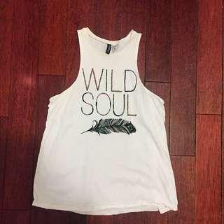 Wild Soul Tank - H&M