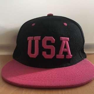 'USA' Cap