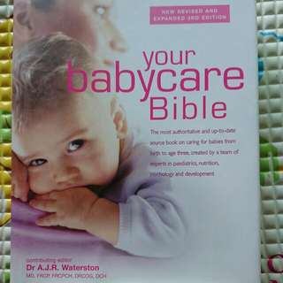 Babycare Book