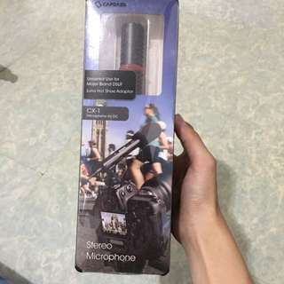 Stereo Microphone