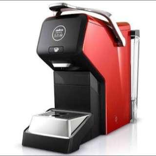 Lavazza A Modo Mio Espria Coffee Pod Machine