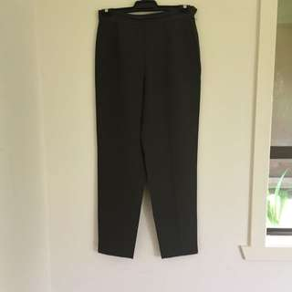 Moschino Pants Olive Green Size US 12