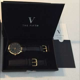 The Fifth Watch - Black
