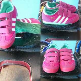 Sepatu Adidas Dragin Kids