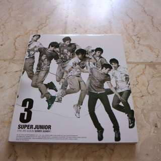 Super Junior (The 3rd Album Sorry Sorry)
