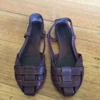 Miu Miu Sandals Size 39 Or 40