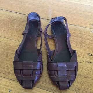 Miu Miu Sandals Size 39 Or 40