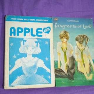 Komik Apple & Fragments Of Love