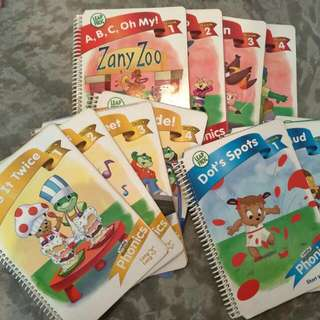 Leap Frog Easy Ready Phonics Books