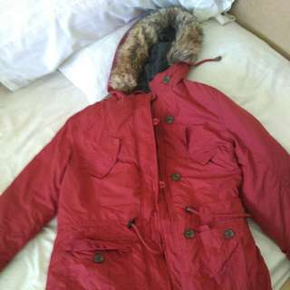 Winter Jacket Outer Coat