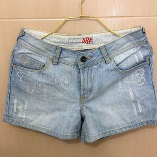 Short Shorts - Mossimo and Penshoppe