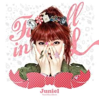 Juniel Fall In Love Album