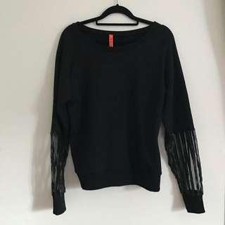 Black Federation Pullover