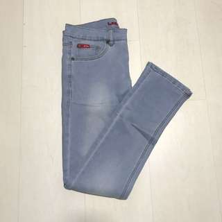 Lee Cooper Faded Jeans