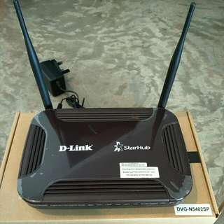 D-Link VoIP Router