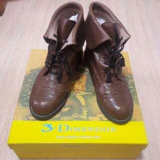 洒落森林時尚短靴🎉降價囉