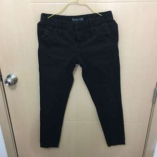 Black Maldita Skinny Pants for Casual or Office Attire