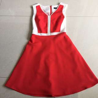 Dorothy Perkins 🌶 Red Dress (size US2)
