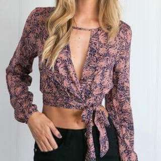 NEGOTIATEMURA BOUTIQUE Balboa Top Size