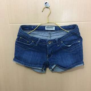 2 Pairs of Denim Shorts