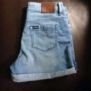 Lee Riders Denim Shorts
