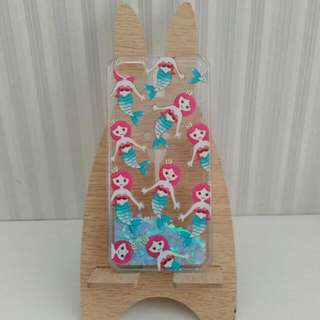 Iphone 5 5s 5se Mermaid Liquid Case