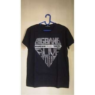 Official T-shirt BIGBANG