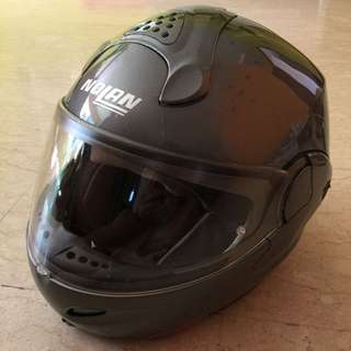 Full Face Flip-Up Helmet (Nolan)