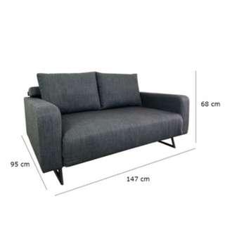 Aikin 2.5 Seater Sofa Bed