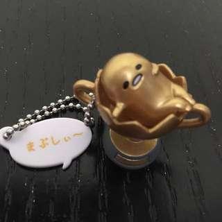 蛋黃哥 鎖匙扣