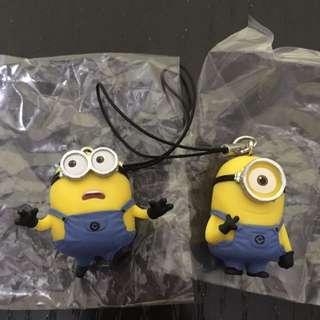 minions (小黃人)電話繩