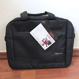 Brand New With Tag Toshiba Laptop Bag